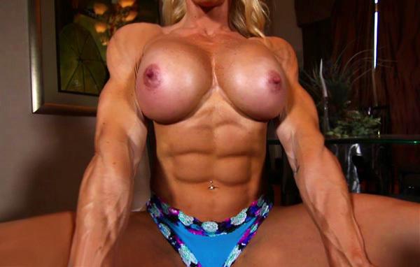 Aziani Iron Babe Jill Rudison